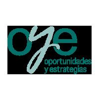 Logotipo viverista Oye