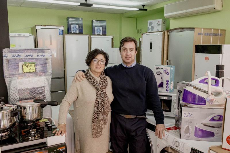 ELECTRODOMÉSTICOS REPARACIONES NAVARRO
