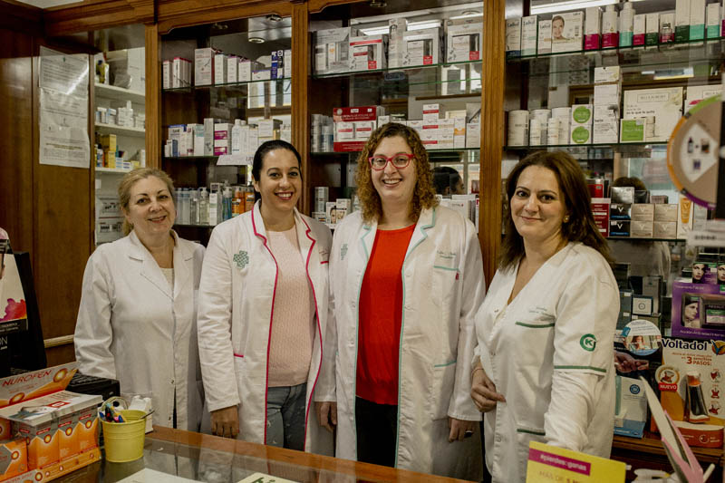 FARMACIA ESTHER GORDO PINÉS