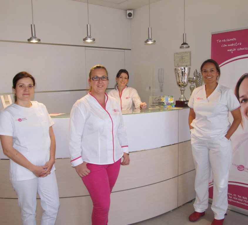 CLINICA DENTAL LOURDES VERBO