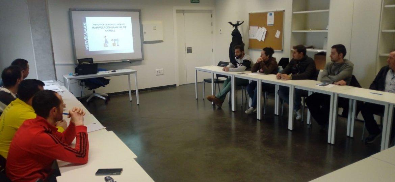 curso PRL avantya enero 2020